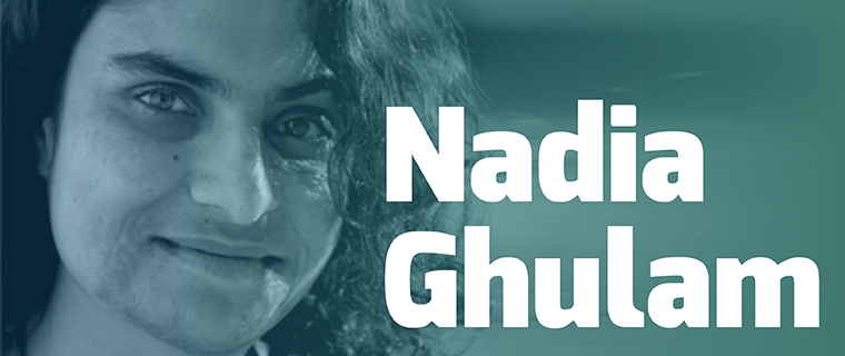 BANNER NadiaGhulam